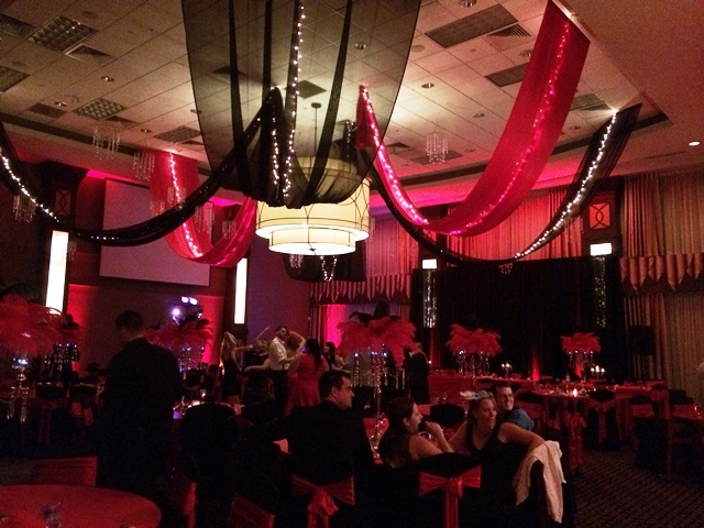 Ceiling Treatments Annie Lane Events Amp Decor