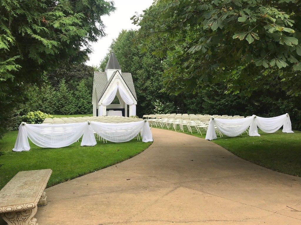 Royal Ashburn Golf Club Ceremony Garden