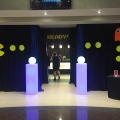 Back to the 80's - Pac Man Entranceway!