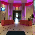 "Front Entrance Way Decor, Deer Creek - "" Rock The Kasbah "" Event"