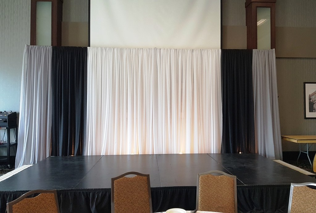 Corporate Event Backdrop