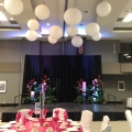 Stage Decor - Tropical/Hawaian Theme