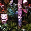 Hawaian Masks & Totems for rent