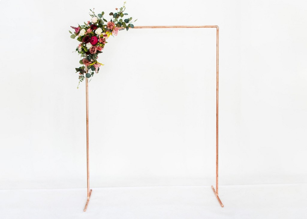 Copper Arbour 7'h x 5'w