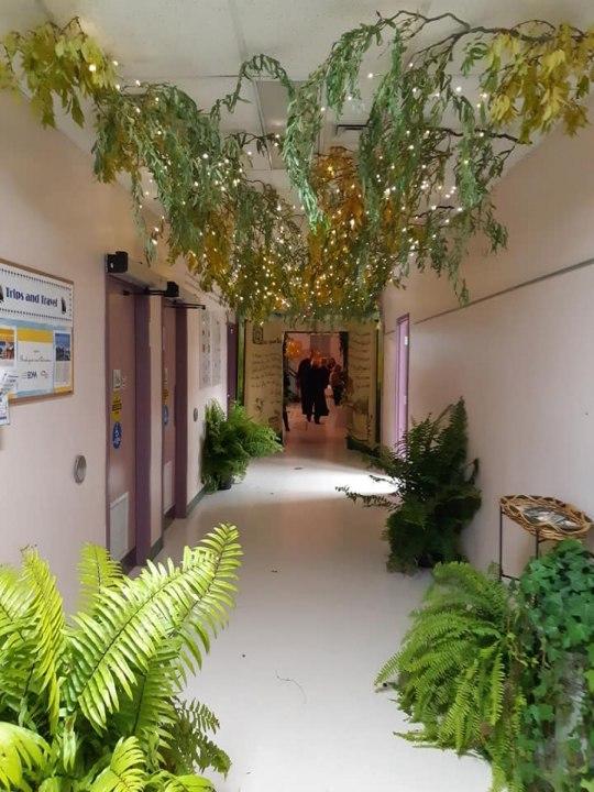 Custom Entranceway