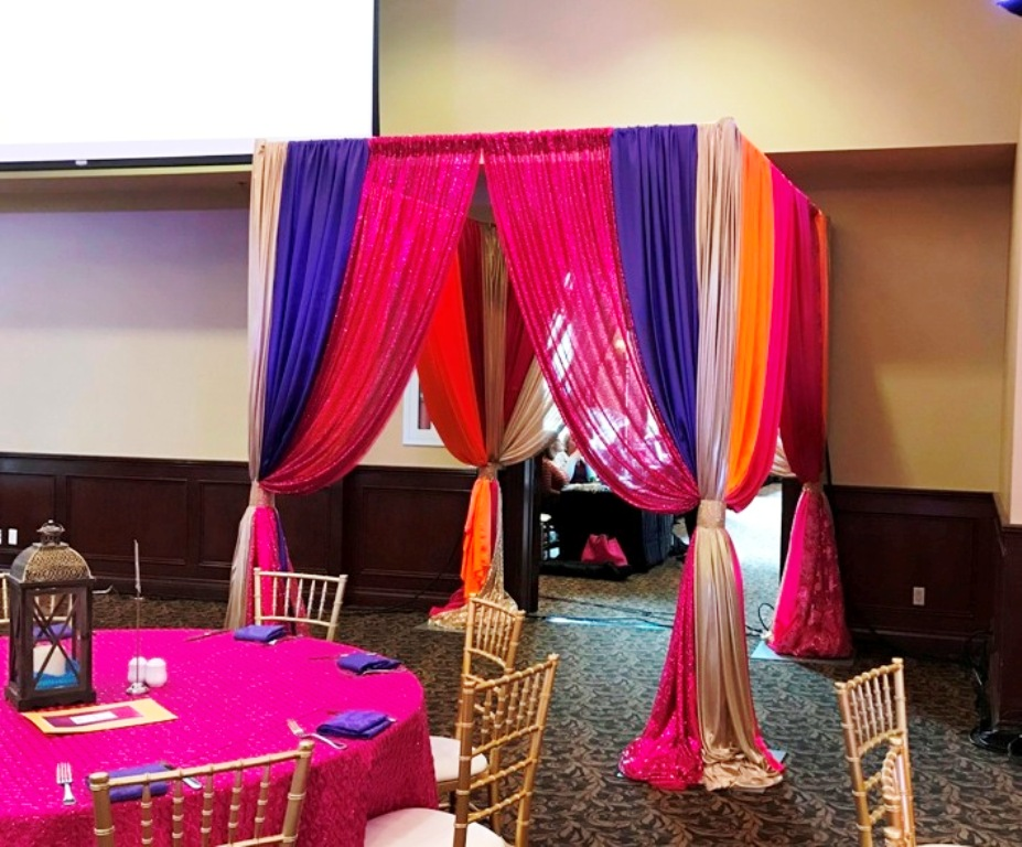 Arabian Nights Gala - Canopy Entrance