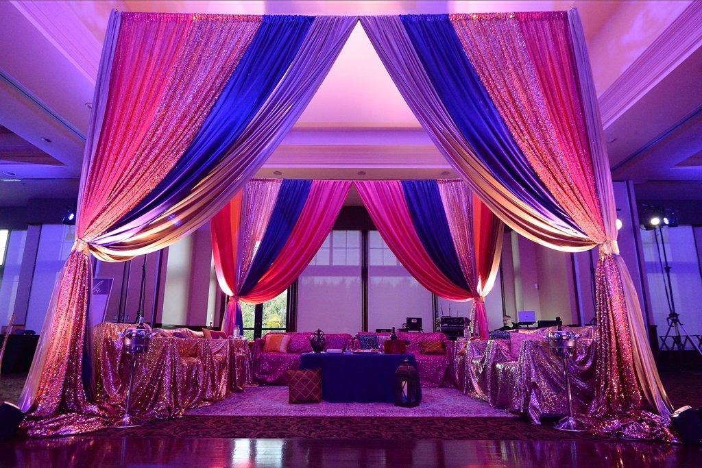Arabian Nights Gala - VIP Canopy1