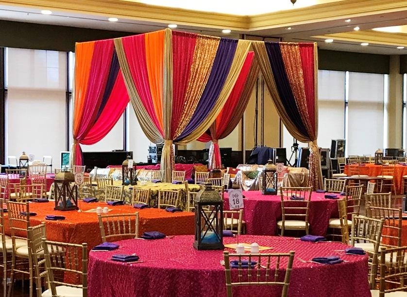 Arabian Nights Gala - VIP Canopy