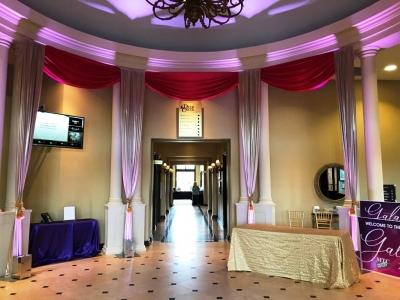 Arabian Nights Gala - Foyer Entrance Decor