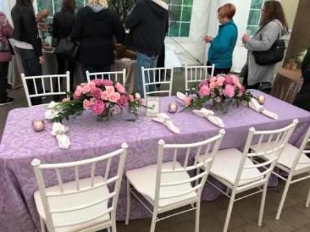 Lavender TableScape