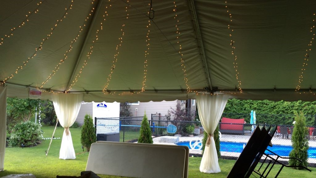 Starry Night Tent Ceiling Decor Frame Tent