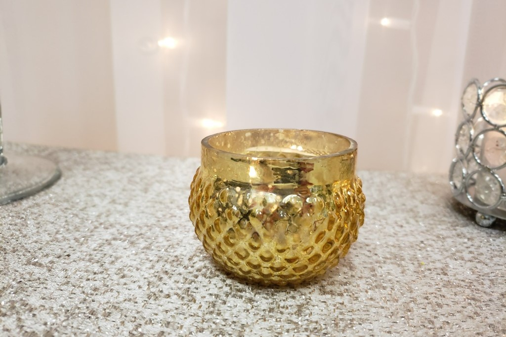 Gold Array Votives